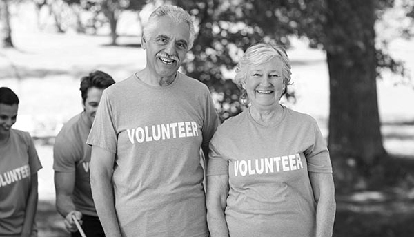 Community Volunteers and Support