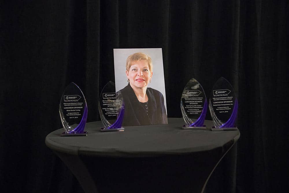 Former ADRC Executive Director/CEO Mary Ann Malack Ragona's extraordinary contributions were celebrated.