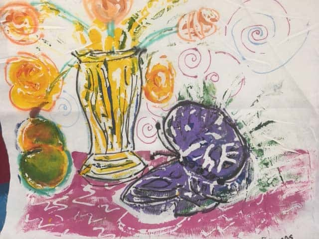 Art Therapy for people with Alzheimer's Disease on Long Island